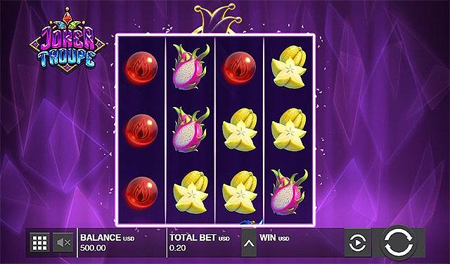 Ulasan Slot Push Gaming Indonesia - Joker Troupe Slot Online