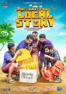 An International Local Story 2019 Malayalam 480p HDRip 400MB