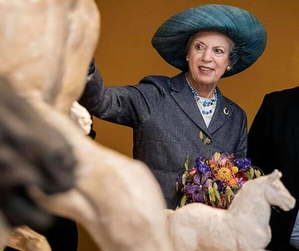 Helen Schou was a Danish sculptor most known for her works of horses