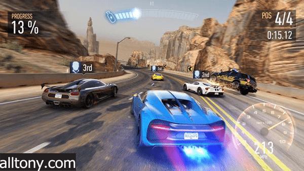 تنزيل لعبة Need for Speed™ No Limits للأيفون والأندرويد APK