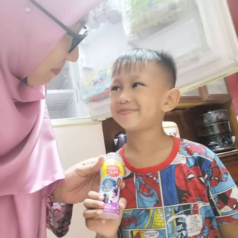 Fernleaf CalciYum Minuman Susu Kultur dan Yogurt Untuk Penghadaman dan Tumbesaran Anak Yang Kuat dan Sihat