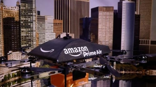Amazon's ambitions for Amazon Prime Air remain