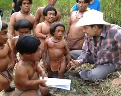 Suku Oni, Suku Primitif di Indonesia yang Terancam Punah
