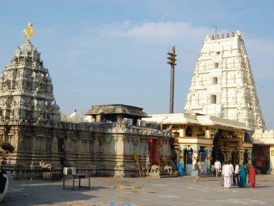 Srikalahasti Temple Tirupati