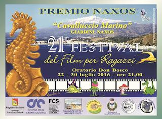 FESTIVAL DEL FILM PER RAGAZZI DI GIARDINI NAXOS