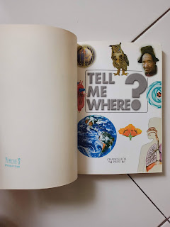 1 Tell Me Where? by Chancellor Press
