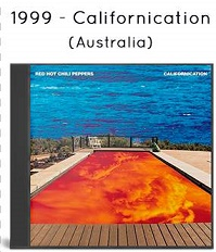1999 - Californication (Australia)