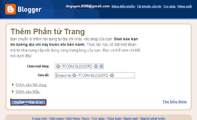Tại sao mình chọn Disqus là hệ thống comment trên blog?