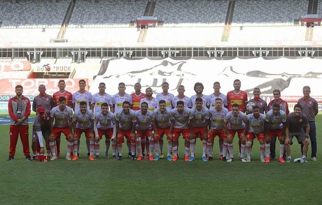 Foto: Facebook Tombense Futebol Clube