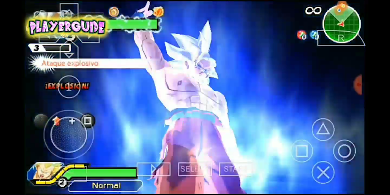 Dragon Ball Z Budokai TENKAICHI 4 TTT Mod Original Download