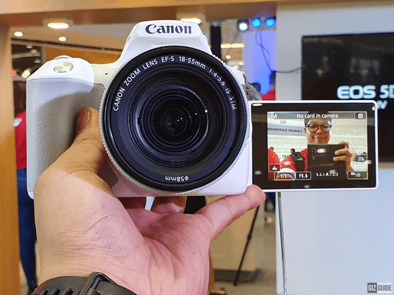Canon Philippines announces EOS 200D II DSLR, iNSPiC instant cameras and new G-series Printers!