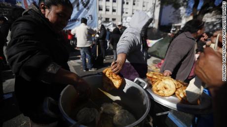 Senado argentino prorroga por unanimidad hasta 2022 la emergencia alimentaria
