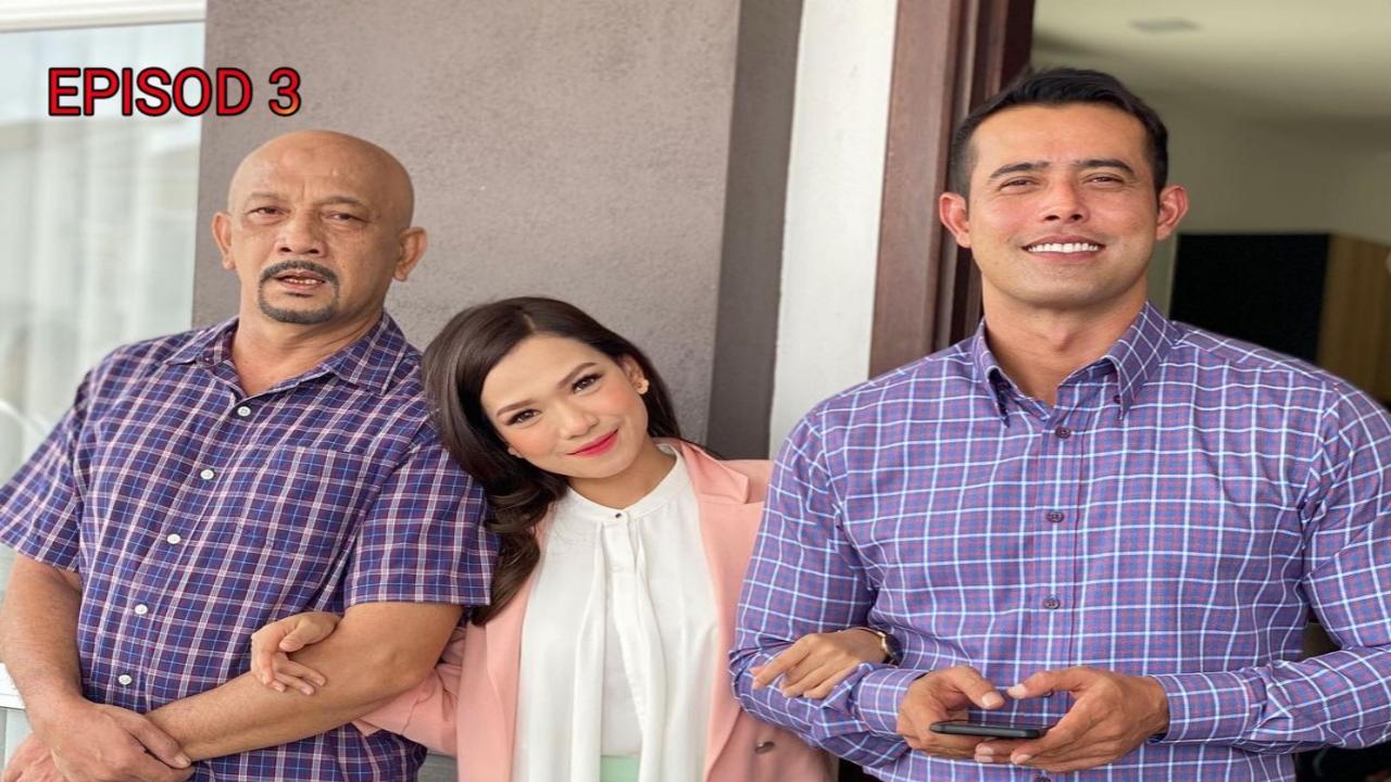 Tonton Drama Wifi Sebelah Rumah Episod 3 (Akasia TV3)