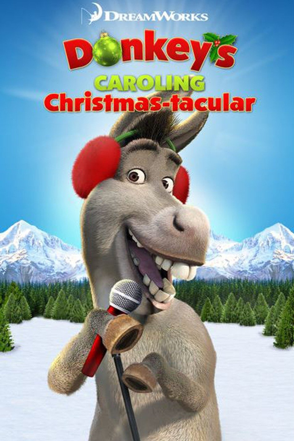 Oslíkovy Vánoce /Donkey's Christmas Shrektacular (2010)
