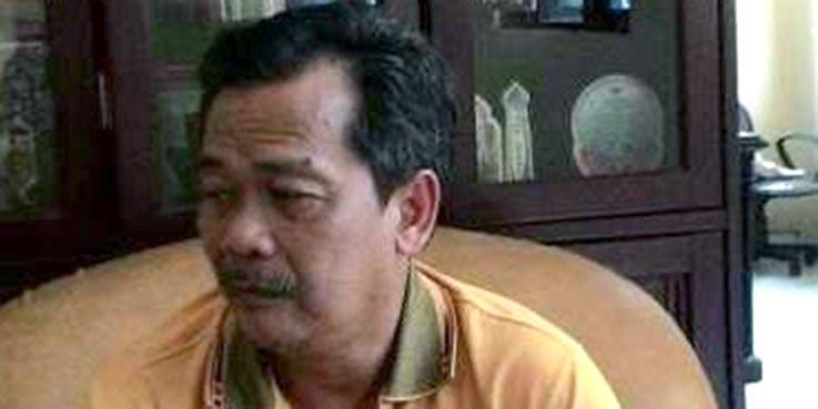 Kepala BPBD Kabupaten Malang, Irianto.