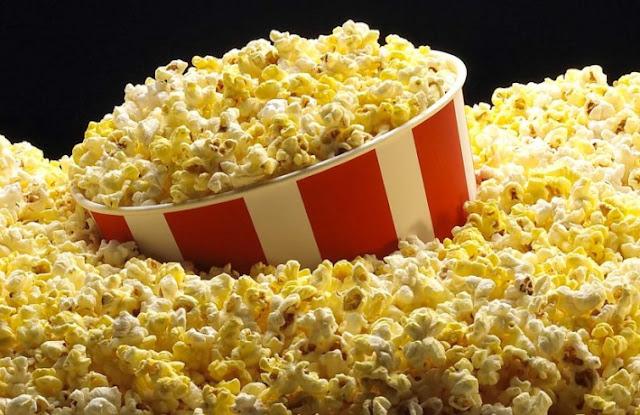 Ini Alasan Popcorn Termasuk Cemilan Yang Sehat