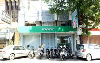 Service Resmi OPPO di Pekalongan