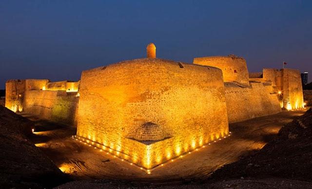 قلعة البحرين الأثرية