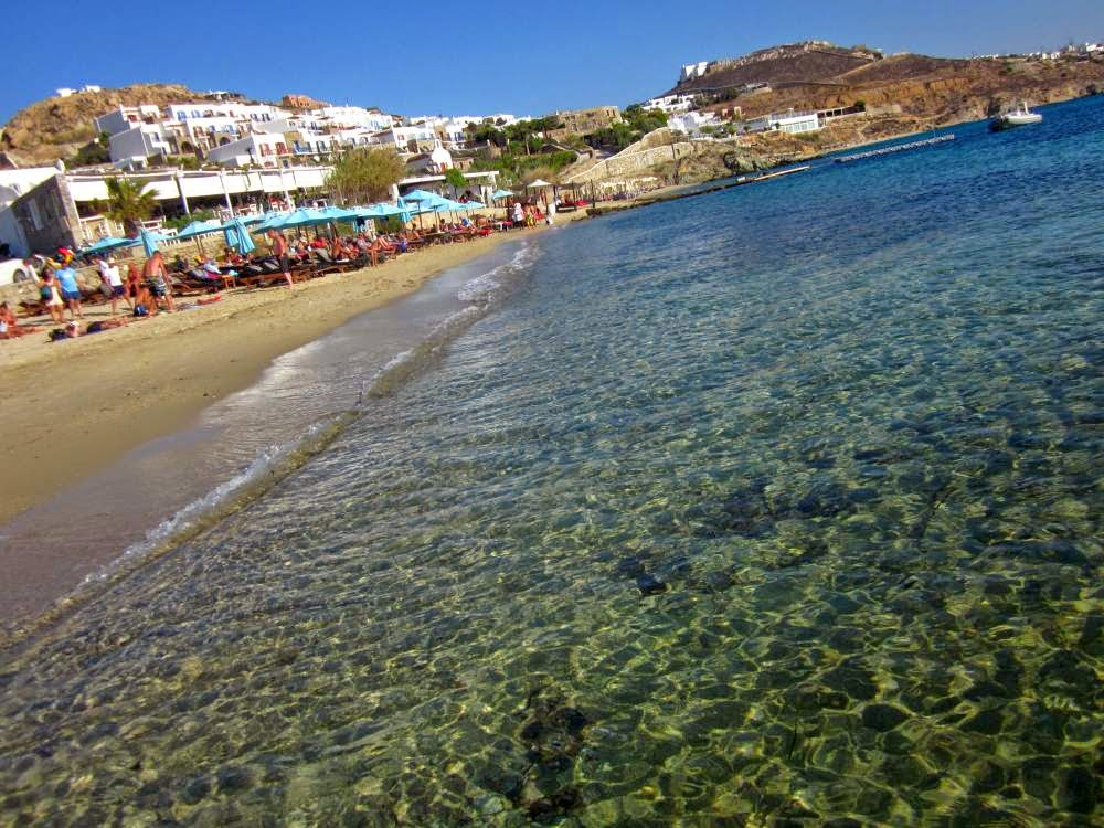 Best Island Beaches For Partying Mykonos St Barts: Beautiful Places Of Barcelona And Catalonia