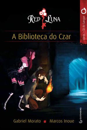 News: A Biblioteca do Czar, de Gabriel Morato e Marcos Inoue 6
