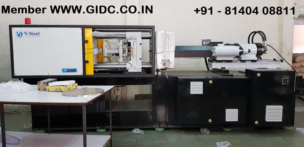 N P MACHINES - 24BWHPP4622H1ZJ 8140408811 Plastic Injection Moulding Machine
