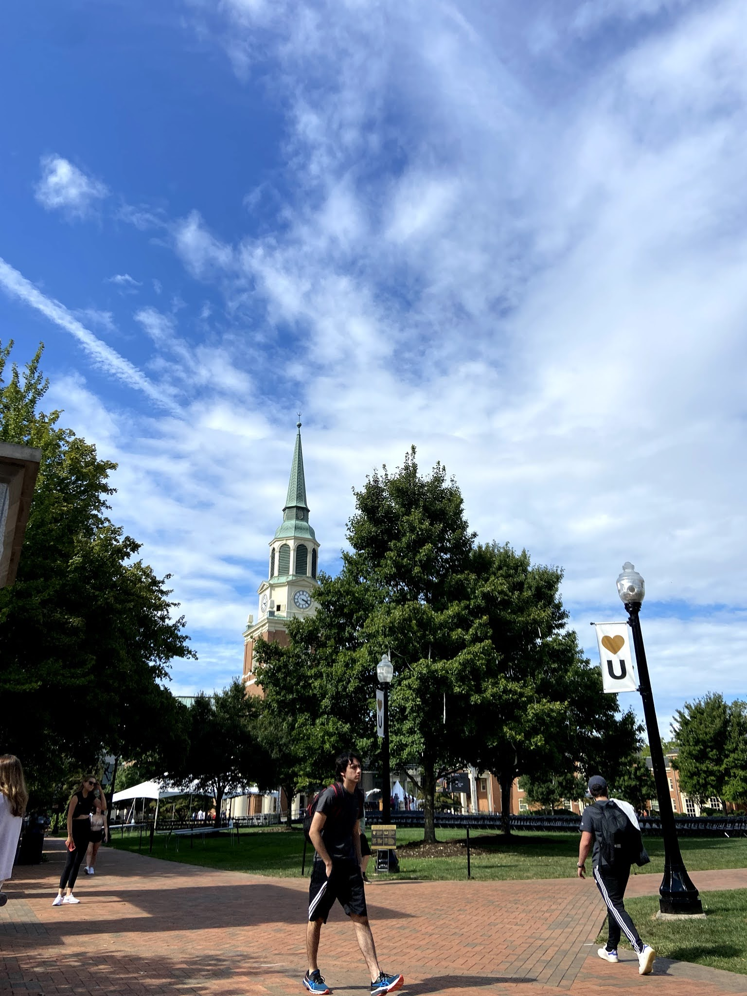 wfu, wake forest, wake forest graduation, reunion weekend, class of 2020