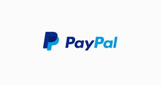 خط لوجو Paypal