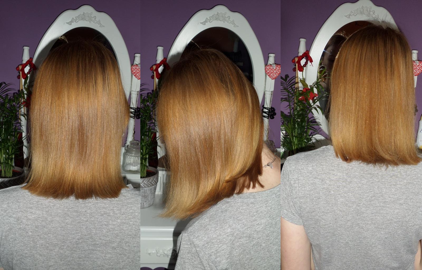 Lutowa aktualizacja włosów | 2018
