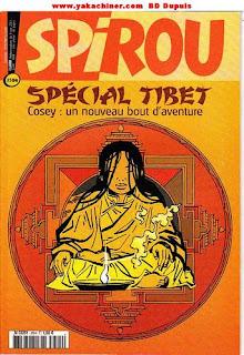 spécial Tibet