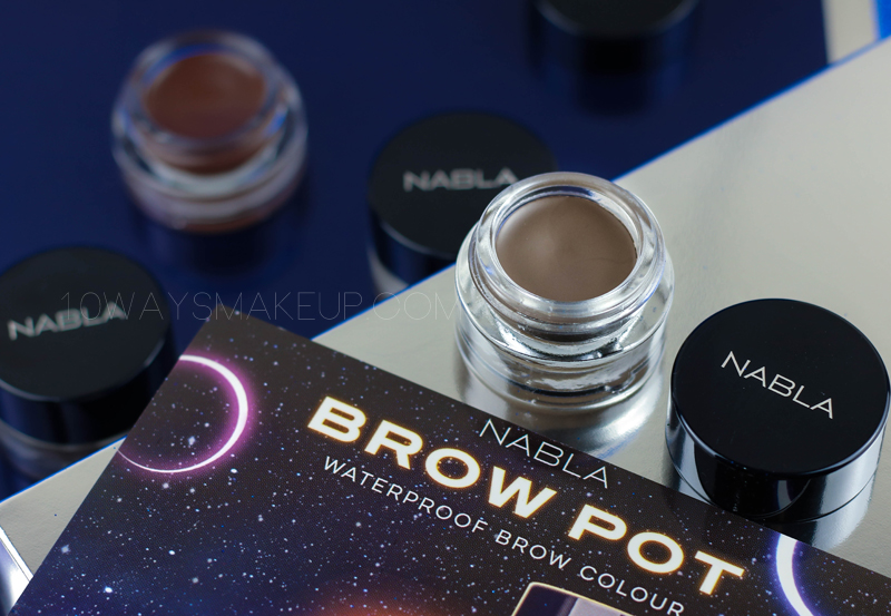Nabla Cosmetics Brow Pot