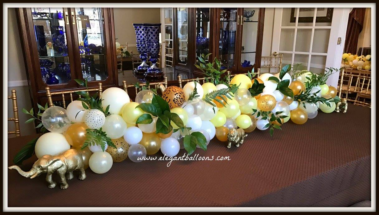 The Very Best Balloon Blog Its Official Organic Balloon Decor