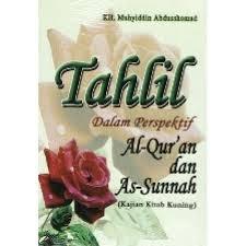 Jual Buku Tahlil dalam Perspektif Al-Qur'an dan As-sunnah | Toko Buku Aswaja Yogyakarta