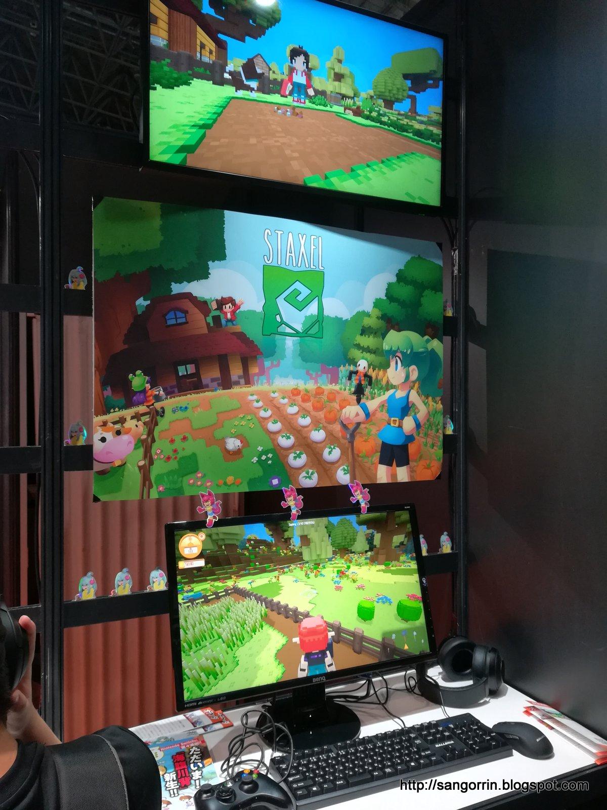 Sangorrin: Tokyo Game Show 2018