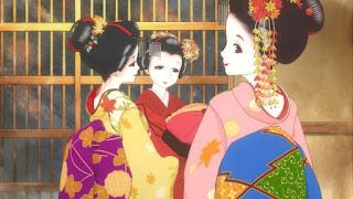 يكشف أنمي Maiko-san Chi no Makanai-san عن الممثلين