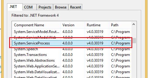 Start or Stop IIS Service in C# NET, VB NET using Asp net