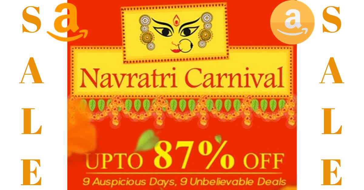 Navratri Amazon Festival Sale