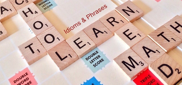 Idioms and Phrases Notes For 12th Class (2nd Year) PDF Download