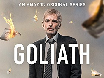 Amazon series Goliath starring Billy Bob Thornton