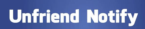 Nhận thông báo Unfriend Facebook trên trình duyệt Chrome