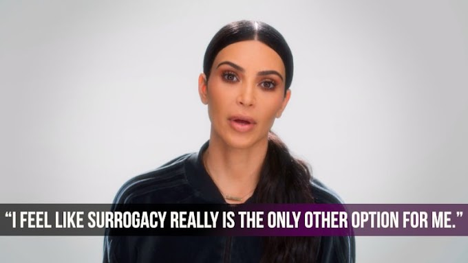Kim Kardashian West Reveals She Can't Carry Any More Kids and Looks to Surrogacy: 'I Give Up'