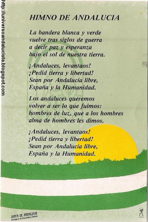 Sextocachonerodigital Día De Andalucía