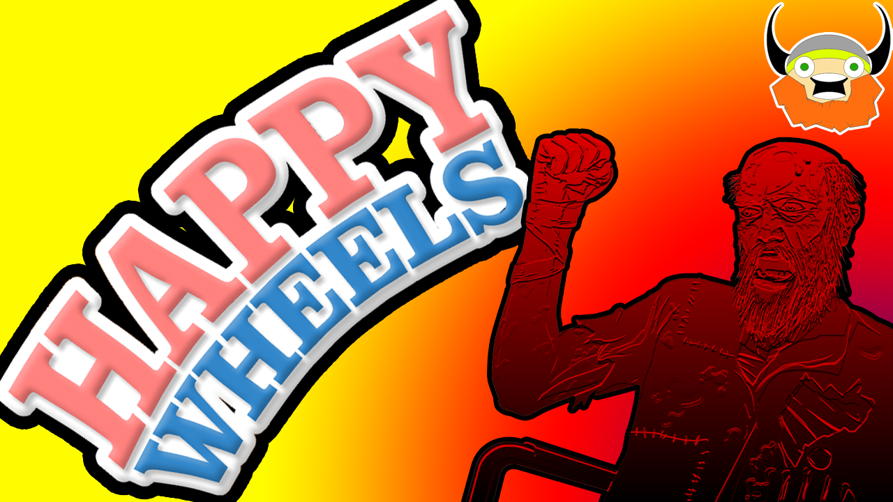 Happy Wheels miniatura