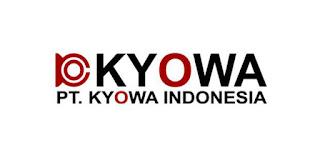 Lowongan Kerja di PT Kyowa Indonesia - Operator Produksi