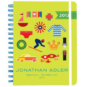 Jonathan Adler Office Supplies