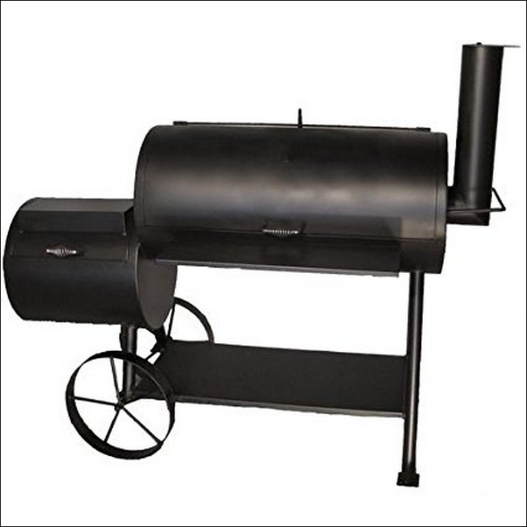 Old Country Bbq Pits Pecos Smoker Accessories