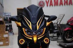 Penampakan NMax 2019 model baru di Dealer Yamaha