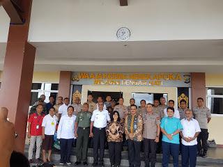 Laksanakan Tiga Kegiatan Kompolnas Berada Di Polda Papua Barat