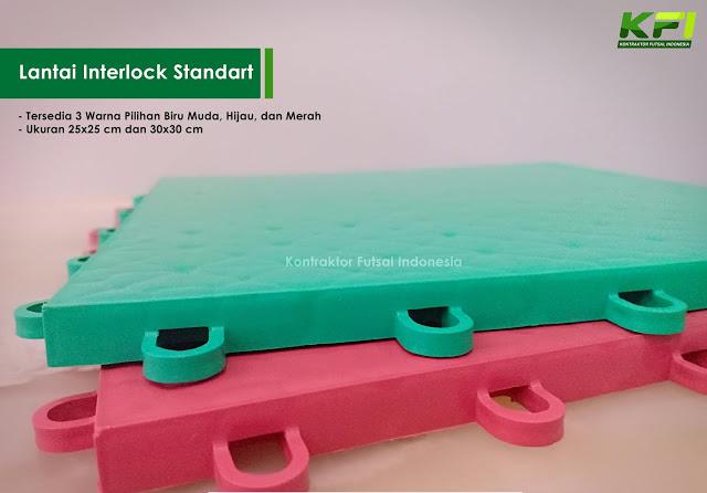 interlock futsal standar