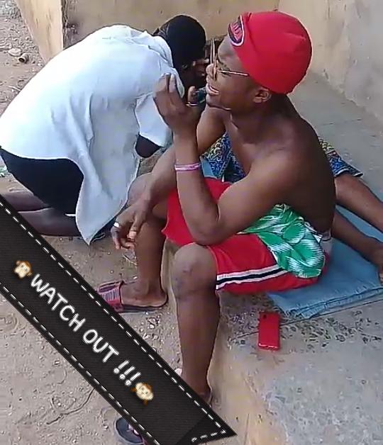 Stritboiz.Comedy _ 7 Hundred Naira ?