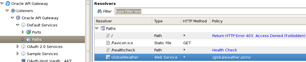 Nostra Technology: Register WSDL SOAP API via Policy Studio